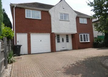 Thumbnail 4 bed detached house for sale in Wilsthorpe Road, Long Eaton