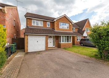 Thumbnail 4 bed detached house for sale in Wynches Farm Drive, St. Albans, Hertfordshire