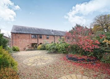 Thumbnail 3 bed barn conversion for sale in Crabtree Green Court, Stoneyford Lane, Oakmere, Northwich