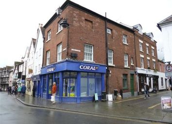 Thumbnail 1 bed flat for sale in Tower Street, Ludlow