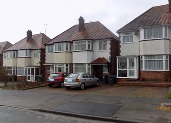 Thumbnail 3 bed detached house to rent in Coalway Avenue, Birmingham