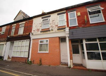 Thumbnail 5 bed terraced house for sale in Reddish Lane, Gorton, Manchester