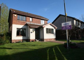 Thumbnail 4 bed detached house for sale in Kaims Walk, Livingston