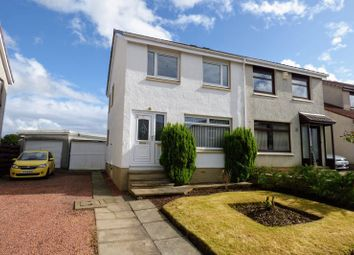 Thumbnail 3 bed semi-detached house for sale in Hyndshaw View, Law, Carluke
