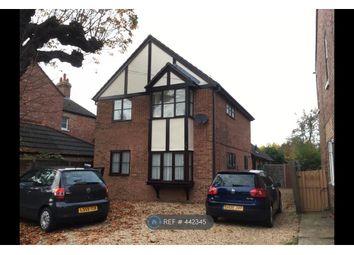 Thumbnail 1 bed flat to rent in Norfolk Street, Peterborough