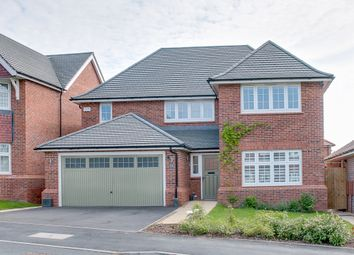 Thumbnail 4 bed detached house for sale in Platform Road, The Oaks, Aston Fields