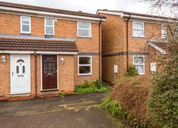 Thumbnail 2 bedroom end terrace house for sale in Minter Close, York