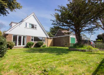 Thumbnail 4 bed bungalow for sale in Warden Road, Totland Bay