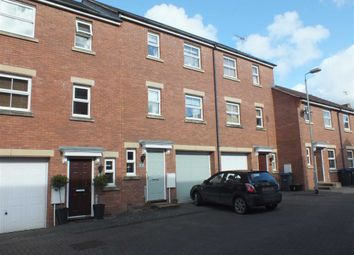 Thumbnail 3 bed terraced house for sale in Water Lily Close, Staverton, Trowbridge, Wiltshire