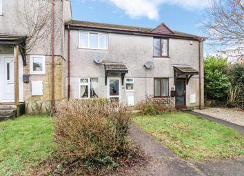 Thumbnail 2 bed terraced house for sale in Baynes Close, St. Cleer, Liskeard