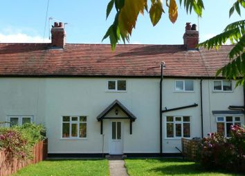 Thumbnail 3 bed terraced house to rent in Retford Villas, Preesgweene, Weston Rhyn, Oswestry