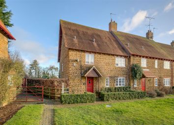 Thumbnail 3 bed cottage for sale in The Square, Holdenby, Northampton.