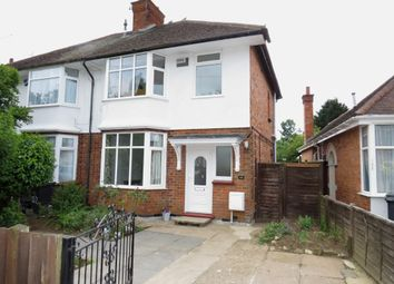 Thumbnail 3 bed semi-detached house for sale in Malcolm Drive, Duston, Northampton