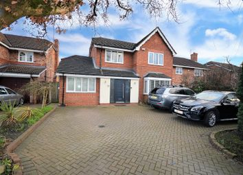 4 bed detached house for sale in Rushgreen Road, Lymm WA13