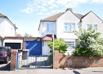 Thumbnail 3 bed semi-detached house for sale in Harewood Road, Elstow, Bedford