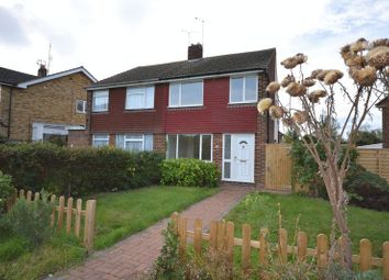 Thumbnail 3 bed semi-detached house to rent in Old Bridge Road, Whitstable