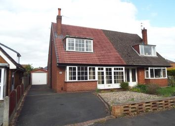 Thumbnail 3 bed semi-detached house for sale in Janice Drive, Fulwood, Preston, Lancashire