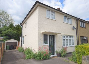 Thumbnail 3 bed end terrace house for sale in Kings Road, London Colney