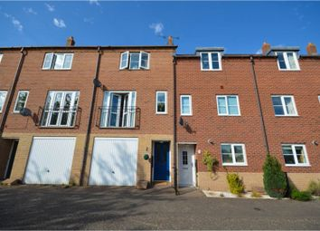 Thumbnail 3 bed town house for sale in Cypress Way, Nuneaton