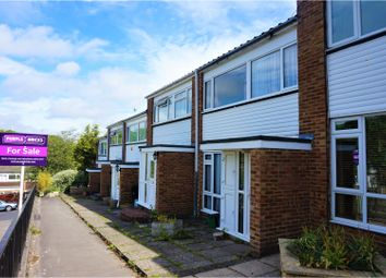 Thumbnail 3 bed terraced house for sale in Osward, Croydon