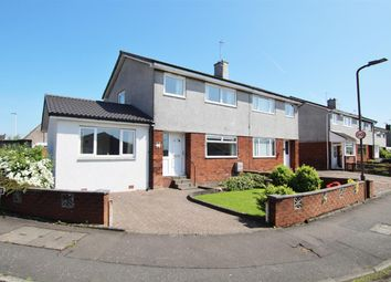 Thumbnail 4 bed semi-detached house for sale in Craigton Crescent, Alva