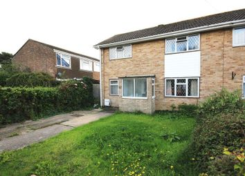 Thumbnail 3 bedroom end terrace house for sale in Whitefield Road, Holbury, Southampton