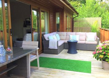 Thumbnail 2 bed mobile/park home for sale in Belvedere Heights, Finlake, Chudleigh