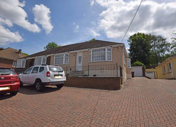 Thumbnail 2 bed bungalow for sale in Snodhurst Avenue, Chatham