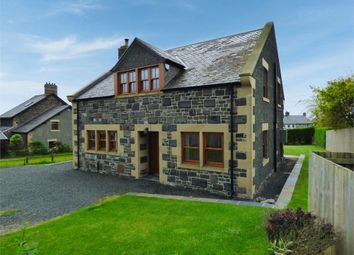 Thumbnail 4 bed detached house for sale in Whin Hill, Craster, Alnwick, Northumberland