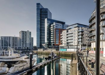 Thumbnail 2 bedroom flat for sale in Admirals Quay, Ocean Village, Southampton
