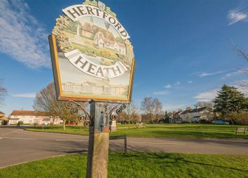 Thumbnail 4 bed property for sale in London Road, Hertford Heath, Hertford