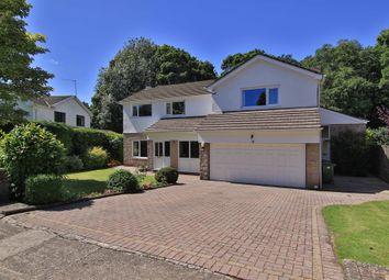 Thumbnail 4 bedroom detached house for sale in Millwood, Lisvane, Cardiff