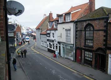 Thumbnail 1 bed flat for sale in Haggersgate, Whitby, North Yorkshire, .