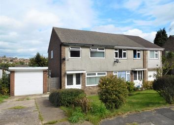 Thumbnail 3 bed semi-detached house for sale in Chester Court, Hendredenny, Caerphilly