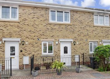 Thumbnail 2 bed terraced house for sale in Bowdens Mead Close, Newport, Isle Of Wight
