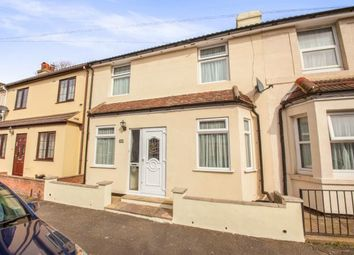 Thumbnail 2 bed terraced house for sale in Heathfield Avenue, Dover, Kent, .