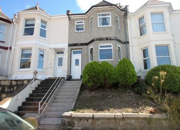 Thumbnail 1 bedroom flat for sale in St. Georges Terrace, Plymouth