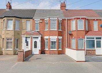 Thumbnail 3 bedroom terraced house for sale in Reldene Drive, Hull