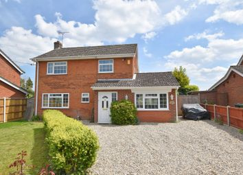Thumbnail 4 bed detached house for sale in Colby Road, Banningham, Norwich