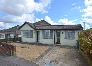 Thumbnail 3 bedroom detached bungalow for sale in Shirley Road, Parkstone, Poole