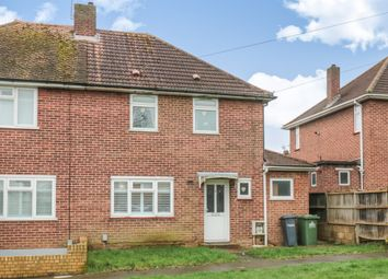 Thumbnail 3 bed semi-detached house for sale in Hargreaves Close, Cheshunt, Waltham Cross