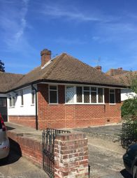 Thumbnail 2 bedroom bungalow to rent in Ramsgate Road, Broadstairs