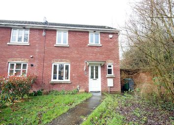 Thumbnail 3 bed semi-detached house for sale in Jenkins Way, St. Mellons, Cardiff