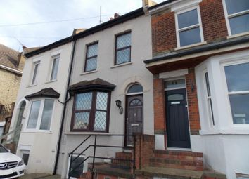 Thumbnail 3 bed terraced house for sale in Borstal Street, Rochester