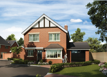 Thumbnail 4 bed detached house for sale in The Fairhaven, Garstang Road, Catterall, Lancashire