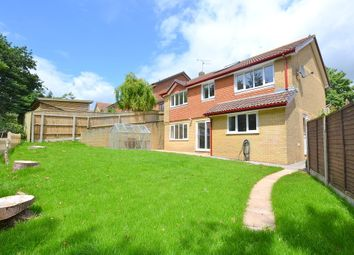 Thumbnail 4 bed detached house for sale in Valley View, Talbot Village, Poole