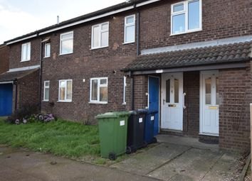 Thumbnail 2 bedroom terraced house to rent in Peer Road, Eaton Socon, St. Neots