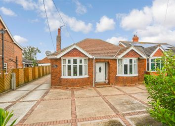 Thumbnail 4 bed detached bungalow for sale in Darby Road, Burton-Upon-Stather, Scunthorpe