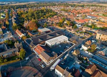 Thumbnail Commercial property for sale in The Spencer Centre, Mill Street, Driffield, East Yorkshire