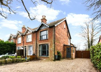 Thumbnail 3 bed end terrace house for sale in Yorktown Road, College Town, Sandhurst, Berkshire
